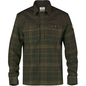 Fjällräven Granit Shirt Men green